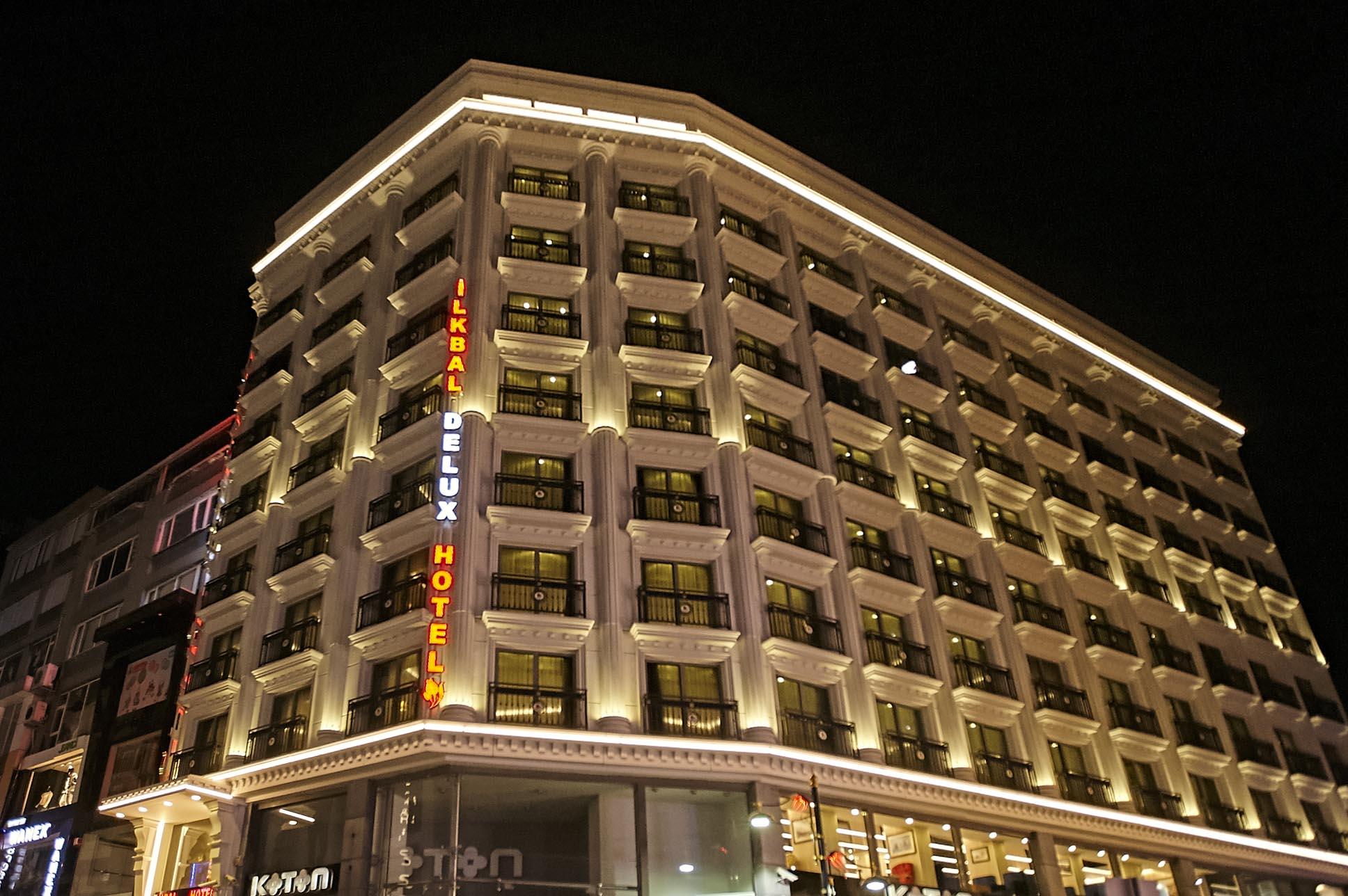 hôtel de luxe à nice
